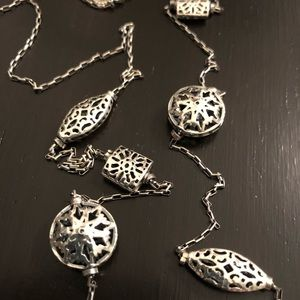 """Silpada Sterling Silver Chain Necklace 18"""""""